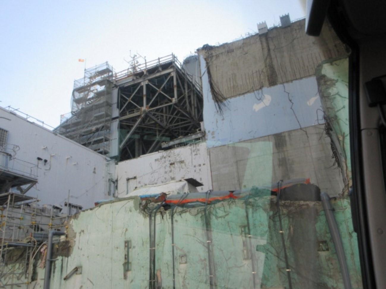 Damage to Reactor 1